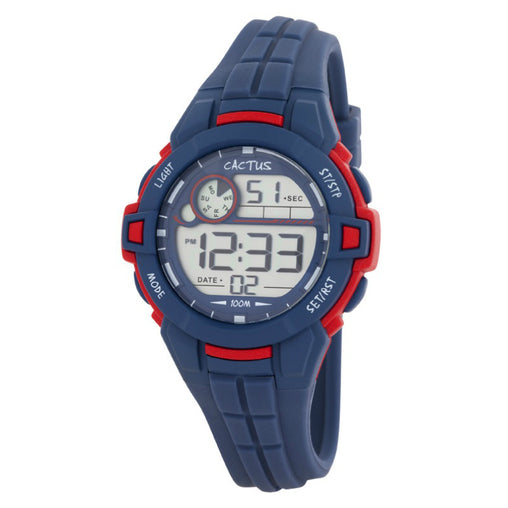 Cactus Watch 100m Dive Digital Blue (CAC-106-M03)