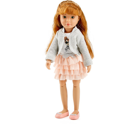 Kathe Kruse Kruselings Chloe Doll Casual Set