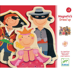 Djeco Magnetic Dress Ups Packaging