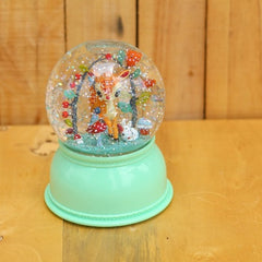 Djeco Fawn Night Light Snow Globe 3