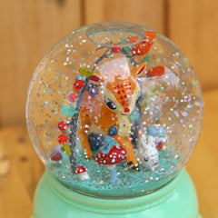 Djeco Fawn Night Light Snow Globe 4