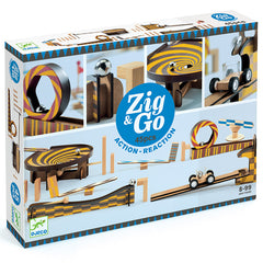 Djeco Zig & Go Set Box