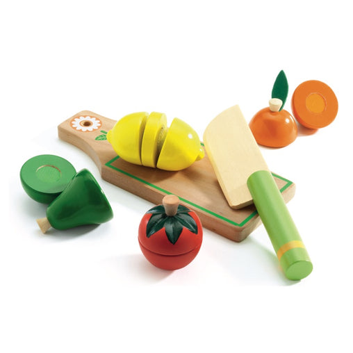Djeco Fruit & Veges to Cut Role Play