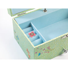Djeco Musical Jewellery Box Fawn Inside