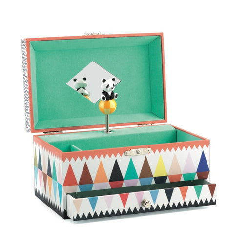 Djeco Musical Treasure Box The Panda's Song