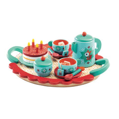 Djeco Fox's Party Tea Set