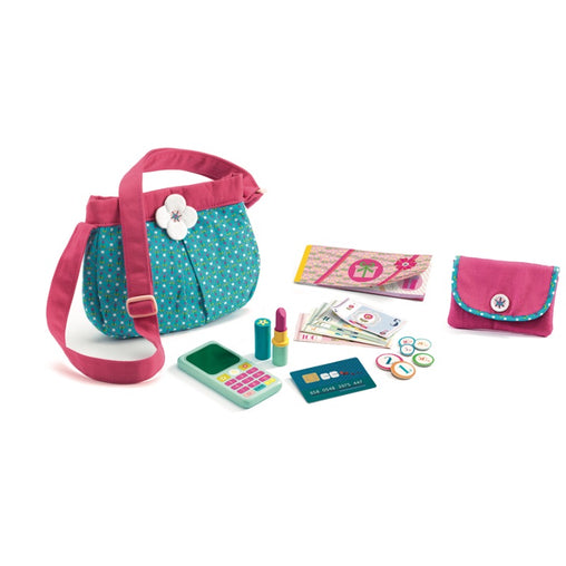 Djeco Handbag and Accessories Set