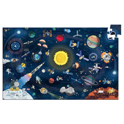 Djeco Observation Puzzle Space 200 Pieces