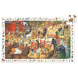 Observation Puzzle Horse Riding 200 piece