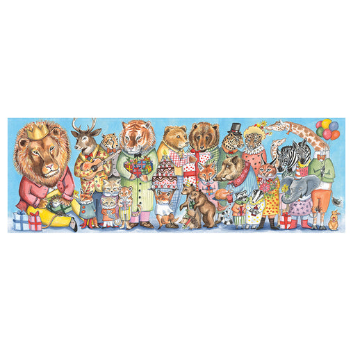 King's Party 100 Piece Puzzle Gallery