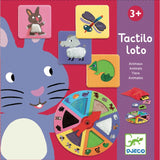 Tactile Lotto Game Animals