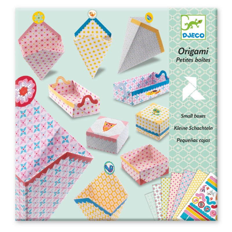 Djeco Origami Small Boxes