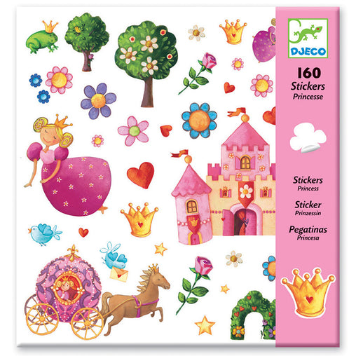 Djeco Stickers Princess Marguerite Cover
