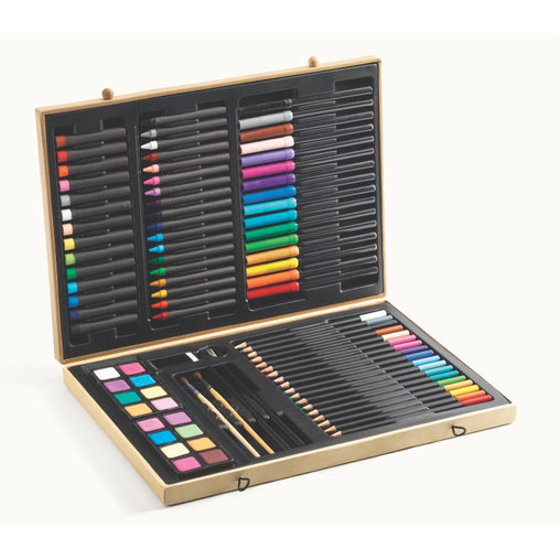 Djeco Big Box of Colours Set
