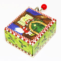 Enchantmints Mini Music Box Christmas - Deck The Halls