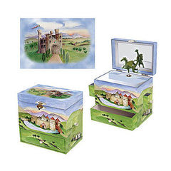 Enchantmints Musical Treasure Box Dragon Castle Images