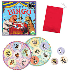 Eeboo Game Animal Bingo 2