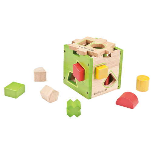 EverEarth Shape Sorter