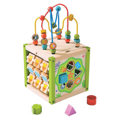 EverEarth My First Multi-Play Activity Cube 2