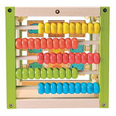 EverEarth My First Multi-Play Activity Cube Abacus