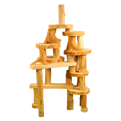 Magic Wood Eco Blocks 36 Piece
