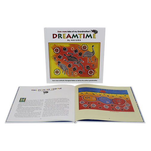 Kidstart Even More Tales of my Grandmother's Dreamtime by Naiura