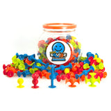Mini Squigz Construction 75 Piece Pack
