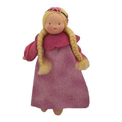 Evi Doll Small Rose Pink Fairy Girl