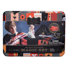 FAO Schwarz Kids Magic Set Tin