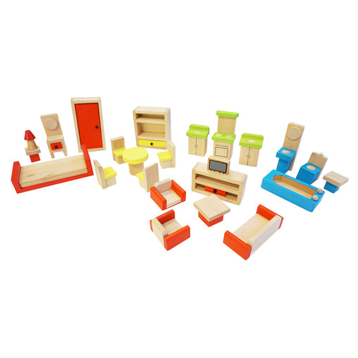 Fun Factory Doll House Furniture Set
