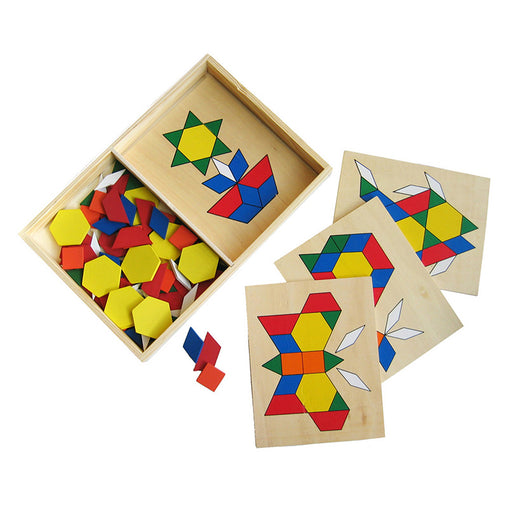 Fun Factory Build a Picture Shape Recognition
