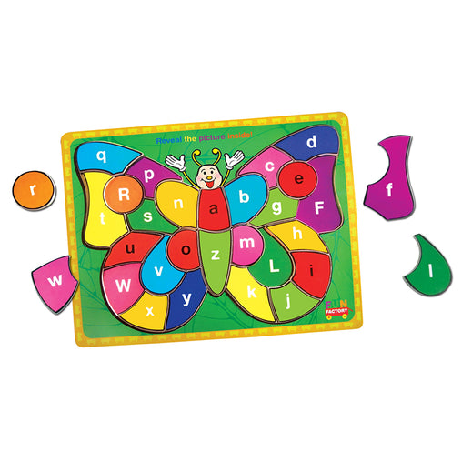 Fun Factory Butterfly Raised Puzzle