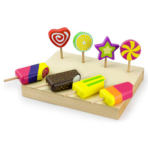 Fun Factory Ice Cream & Lollies Set