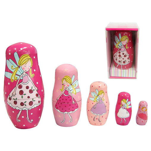 Fun Factory Nesting Dolls Fairies