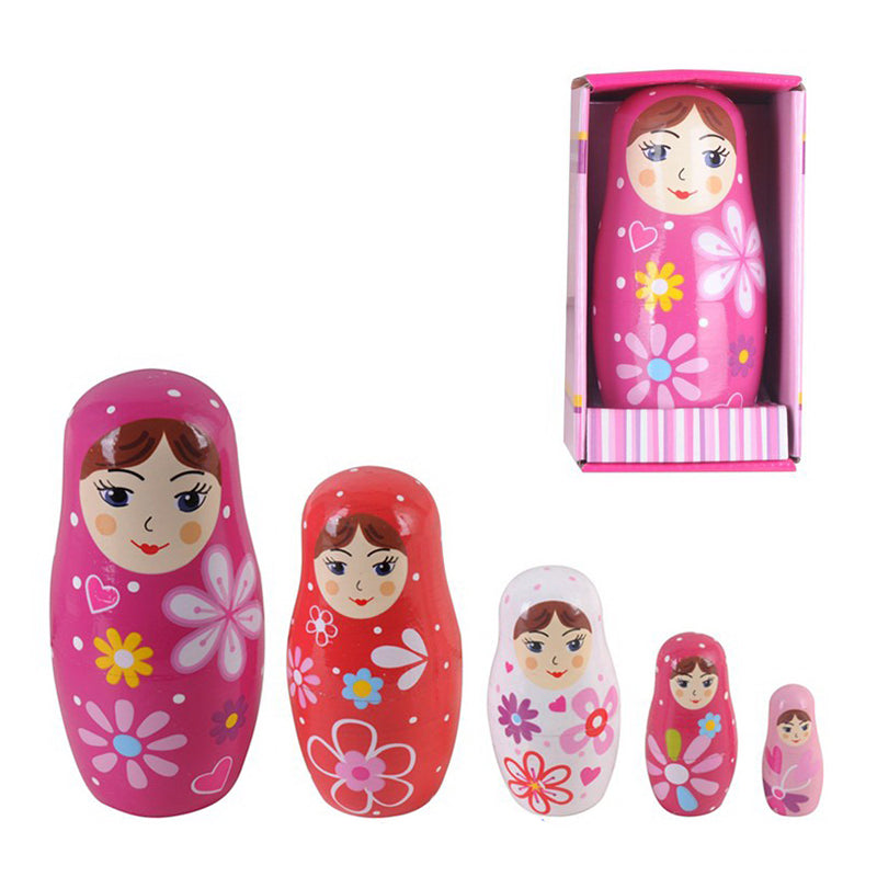 Fun Factory Nesting Dolls Baboushka
