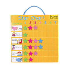 Fiesta Crafts Magnetic Star Chart