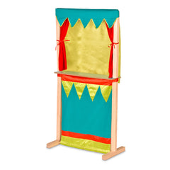Fiesta Crafts Tellatale Puppet Theatre and Shop Front