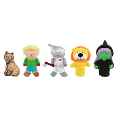 Fiesta Crafts Wizard of Oz Hand and Finger Puppet Set 2