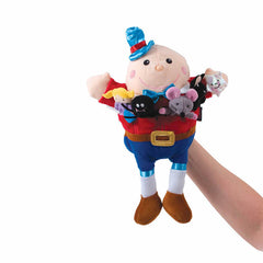 Fiesta Crafts Nursery Rhymes Hand and Finger Puppet Set 3