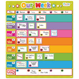 Magnetic Planner Our Week