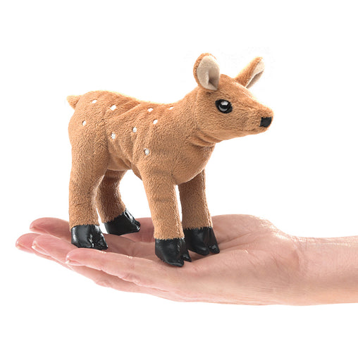 Folkmanis Mini Fawn Finger Puppet