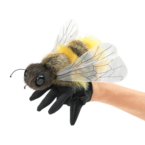 Folkmanis Honey Bee Hand Puppet