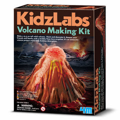 4M Kidzlabs Volcano Making Kit Box