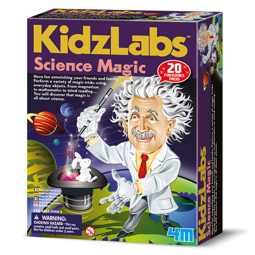 4M Kidzlabs Science Magic Box