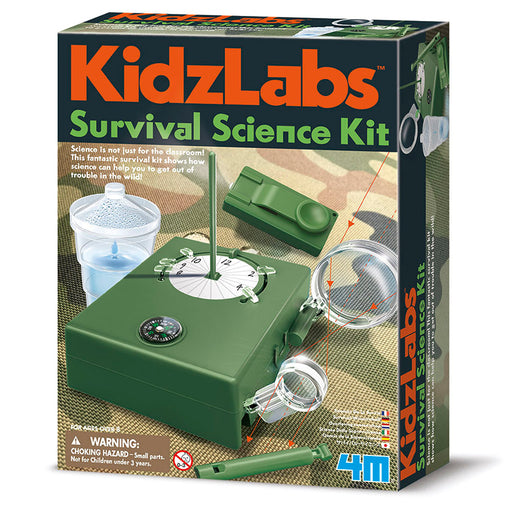 4M Kidzlabs Survival Science Kit