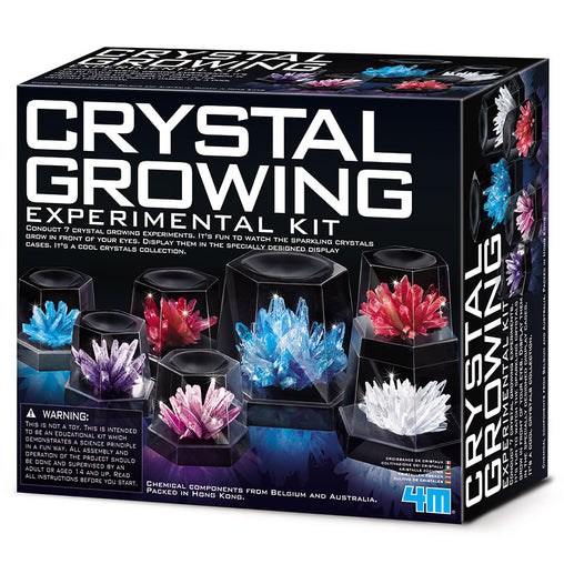 4M Crystal Growing Kit Large Box
