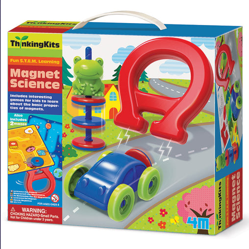 4M Thinking Kits Magnet Science Box