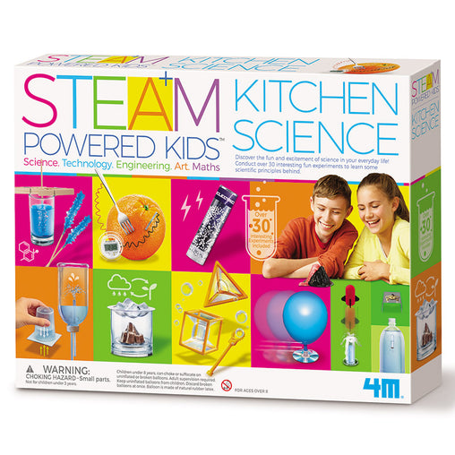 4M Steam Deluxe Kitchen Science Box