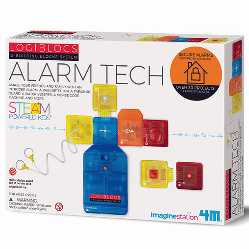 4M Logiblocs Alarm Tech Box