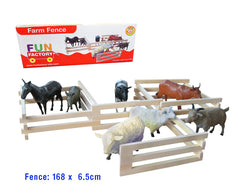 Fun Factory Farm Fences Packaging and Contents